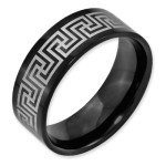 8mm-greek-key-black-titanium-laser-etched-ring-QGRG-TB364C[1]